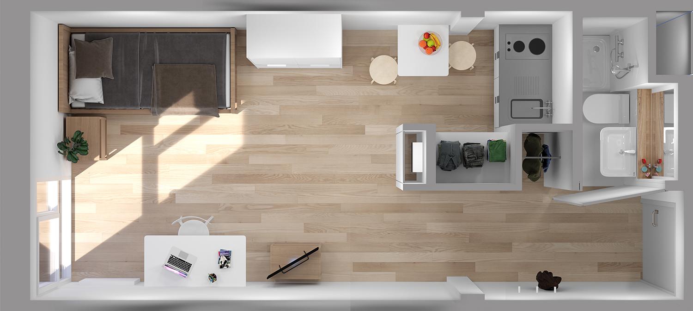 006-résidence-sociale-abrioux-habellis-dijon-détail-chambre