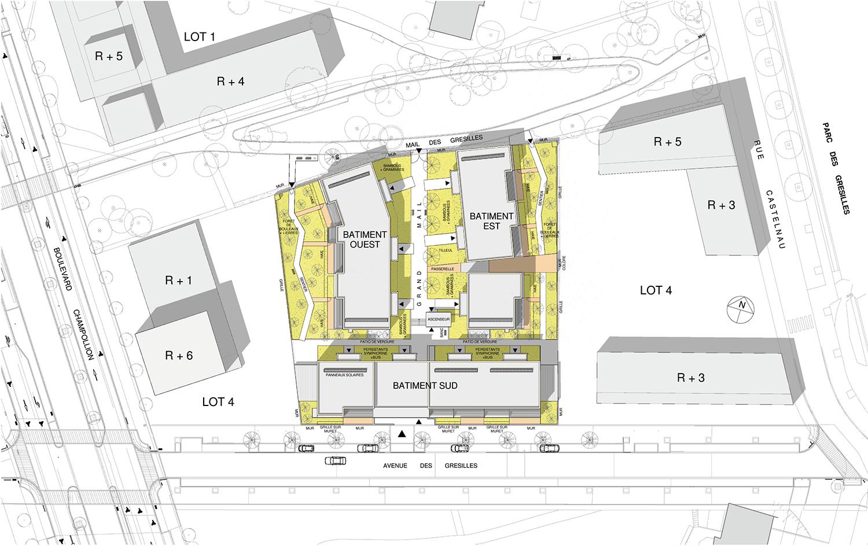 32-logements-sociaux-bbc-fonciere-logement-dijon-plan-masse