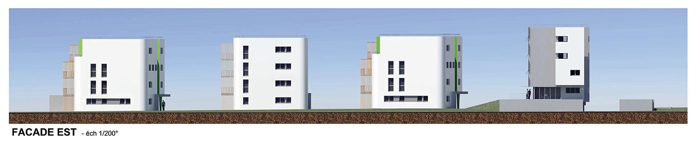 50-logements-bbc-orvitis-gevrey-chambertin-façades-est