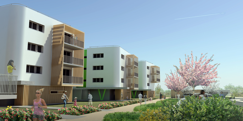 50-logements-bbc-orvitis-gevrey-chambertin-perspective-nord-est