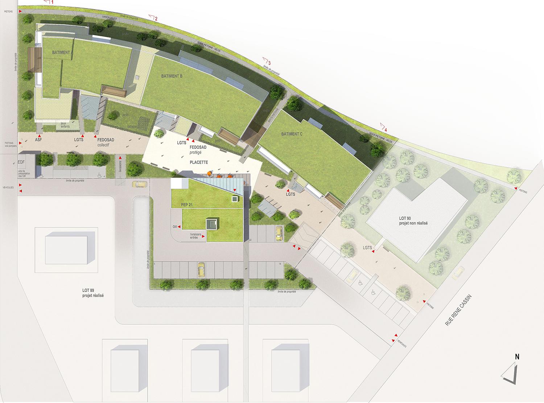 71-logements-sociaux-orvitis-saint-apollinaire-plan-masse