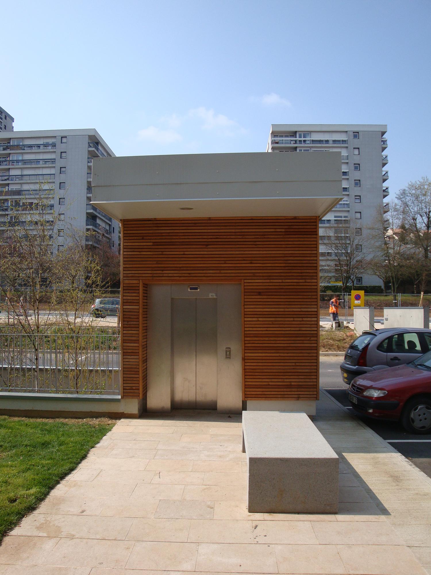 résidentialisation-allées-de-beauce-orvitis-dijon-édicule-ascenseur