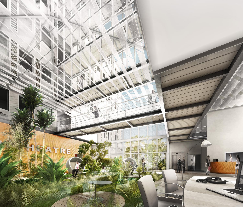 002-maison-régionale-de-l'innovation-dijon-perspective-intérieure